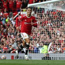 Cristiano Ronaldo goal: Man United star scores two in debut (VIDEO) -  Sports Illustrated