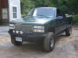 All Chevy » 88 98 Chevy Prerunner Fenders - Old Chevy Photos ...