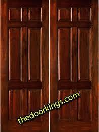 6 panel wooden door wood door panel 6 panel wood door wood garage door panel replacement