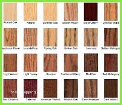 Varathane Classic Wood Stain Color Chart Varathane Stain Poly Dandanglobal Co