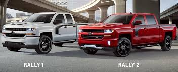 These 2017 Chevy Silverado Special Editions are Way Cool - McCluskey ...