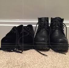 shoes boots black black boots grunge grunge shoes pale grunge black boots pale gru leather