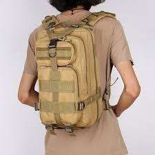 toping - 25L Outdoor Marching Knapsack Tactical Backpack Walmart.com
