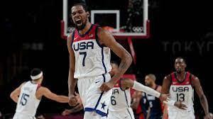 Team USA wins gold in men's basketball ...