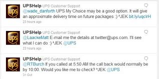 ups customer service 5 strategies behind awesome customer service on social media scion