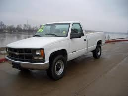 Cheap used Chevrolet 2500 Pickup year 1999 for sale in Missouri for ...