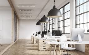 but how about the corporate office environment there are different views on lighting should be made within environment task e25 office