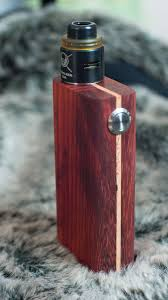 picture of wood box mod