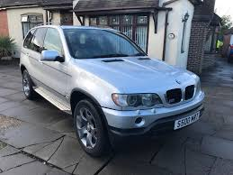 BMW Convertible bmw x5 problems 2002 : BMW X5 3.0d sport Auto 2002 new tyres   in Stoke-on-Trent ...