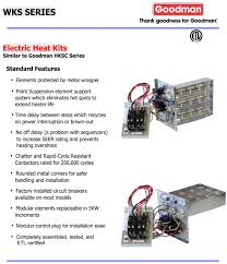 goodman wiring diagram heat wiring diagram and schematic design goodman smartframe heat strips 15 kw hksc15xb 240v