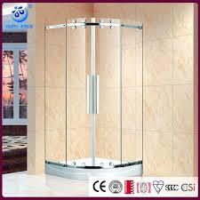 the best custom quadrant shower enclosure sliding quadrant shower enclosure sliding bathroom shower door in chrome finish clear glass best diy glass shower