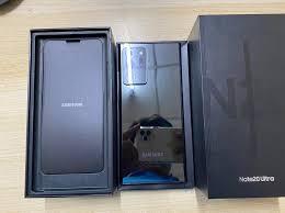 Samsung Note 20 ultra/ Ultra 5G, Tai nghe Bud live, Bao da Note 20 ultra -  20.400.000đ