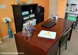 organized home office. organized home office