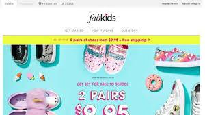 Fabkids Size Chart Fabkids Reviews 419 Reviews Of Fabkids Com Sitejabber