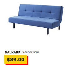 sleeper sofa ikea. I Cannot Imagine That The Balkarp Is All Comfortable, Because  Solsta Isn\u0027t Comfortable Either; It A Wood Frame, Plus Two Strips Of Sleeper Sofa Ikea