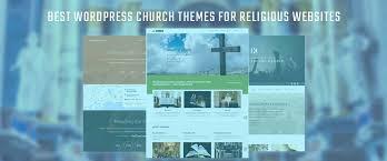 Christian Templates 10 Best Wordpress Church Themes Templates For 2019
