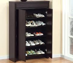 cool shoe racks wall shoe organizers cabinet