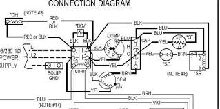 wiring diagram for ac start capacitor comvt info Run Capacitor Wiring Diagram Air Conditioner wiring a capacitor on ac unit wiring diagram images database, wiring diagram Central Air Conditioner Wiring Diagram