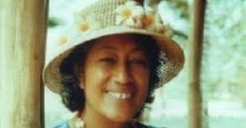 For Kamaka (my eyes): A Dream With Grandma Anna