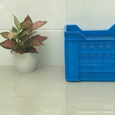 Square Stackable Vegetable And Fruit Plastic Turnover Box Buy