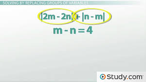 how to evaluate absolute value expressions lesson transcript study com