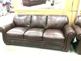 Costco Leather Couches Sofas Furniture Reviews Black  Sofa Bed Couch H63