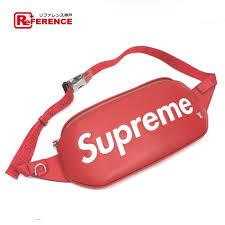 authentic louis vuitton louis vuitton x supreme 17 aw supreme louis vuitton epi bag red