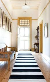 lovely hall runner rugs modern black striped hallway runner hallway runner rugs ikea