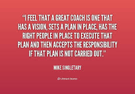 Great Coach Quotes Impressive Coaching Quotes Quotes About Great Coaches Books Worth Reading
