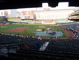 Oriole Park At Camden Yards Section 45 Seat Views Seatgeek