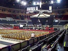 Viejas Casino Seating Chart Seat Viewer Pechanga Arena San Diego