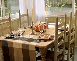 Setting A Dinner Table Jenny Steffens Hobick Fall Table Setting Fall Entertaining