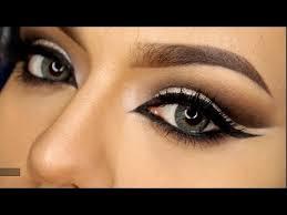 feline cat eye makeup tutorial grwm lolo love