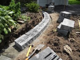 retaining wall design and build in bergen county