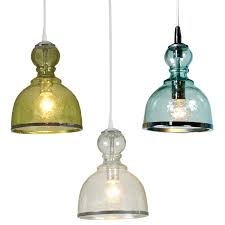 captivating pendant light shade replacement diffe colored containers with the same material that is glass