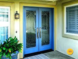 steel entry doors with glass glass entry doors creative of glass front doors wrought iron glass