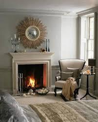 Small Bedroom Fireplaces Sunburst Mirror Over Fireplace Mantel Bedroom Sunburst Mirrors