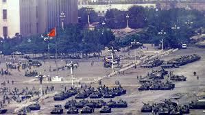 Czerwiec 1989. Demonstracje w Pekinie, masakra na placu Tiananmen -  Dziennik.pl
