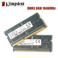 <b>Kingston DDR3</b> 4GB 8GB <b>2GB</b> 1GB PC3L 12800S <b>1600Mhz</b> 4gb ...
