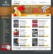 Free Bookstore Website Template Bookstore Website Template Download More Info Demo Bookstore Website