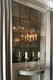 antiqued mirror panels antiqued mirror glass panelled mirror installations antiqued mirror mercury glass panels