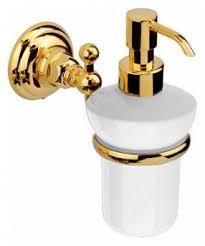 Дозаторы для мыла цвет <b>золото</b> в Мосплитке