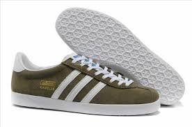 adidas khaki trainers. running trainers uk outlet | adidas men originals gazelle og khaki/white g63200 shoes khaki