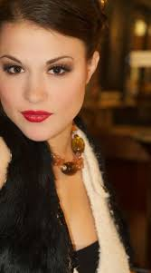 crystal romain female makeup artist