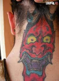 Obrázky Originální Tetování Na Krku Loupakcz