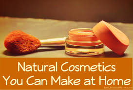 here s some ideas for natural cosmetics you can make right at home