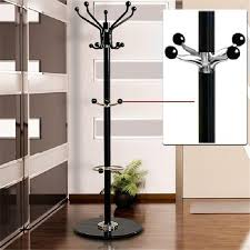 Hanger Style Coat Rack Extraordinary Tree Style Coat Rack 3232m Metal Coat Hat Jacket Stand Tree Holder