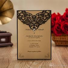 wishmade luxury rhinestone gem diamond floral wedding invitations Luxury Elegant Wedding Invitations wishmade luxury rhinestone gem diamond floral wedding invitations elegant black laser cut party decorations invite friends card la825 wedding invitations Elegant Wedding Invitations with Crystals