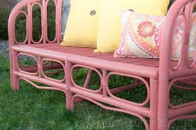colored wood patio furniture.  Wood PatioFurnPaintedwChalkMineralPaint And Colored Wood Patio Furniture I
