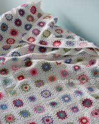 Sunburst Granny Square Blanket - Free Crochet Pattern & sunburst granny square afghan Adamdwight.com